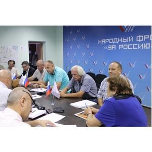 По инициативе ОНФ в Волгограде будет создана экспертная группа по решению проблем озеленения