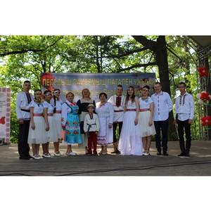 В Ленинградской области прошел VII ежегодный марийский праздник