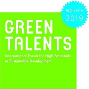 Открыт прием заявок на участие в конкурсе Green Talents