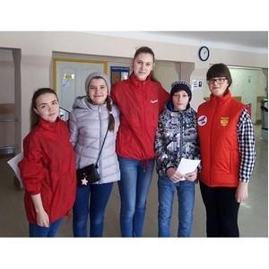 Команда «Молодежки ОНФ» в Амурской области приняла участие во всероссийской акции #СохранимЛес