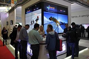 Компания LG на выставке Integrated Systems Russia 2012
