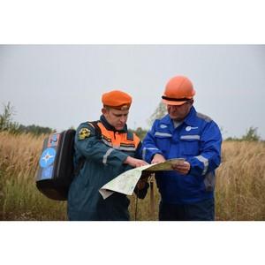 Энергетики приняли участие в широкомасштабном совместном учении Минэнерго и МЧС России