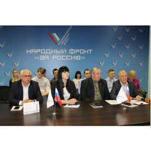 Волгоградские активисты ОНФ на Межрегиональной экоконференции озвучили проблему загрязнения рек