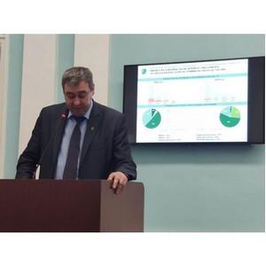 Результаты работы ФБУ «Рослесозащита» на территории УФО
