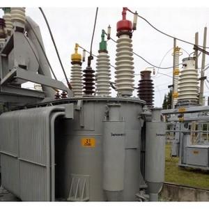 Подстанция, обеспечивающая электроэнергией Омскую и Тюменскую области, прошла плановый ремонт