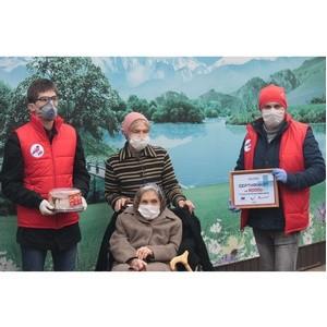 Активисты ОНФ в КБР помогли труженице тыла решить бытовую проблему