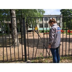 Активисты Общероссийского народного фронта проверили состояние детских садов Санкт-Петербурга