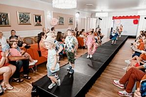Показ Miki House стал кульминацией модного показа Art Fusion