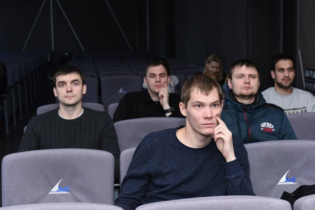 Расширенное заседание совета мастеров