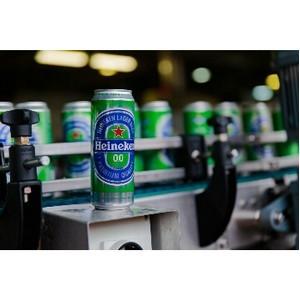 Heineken® 0.0: Великолепный вкус, 0 алкоголя и всего 69 калорий