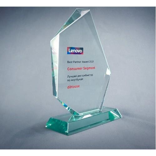 Компания diHouse – «Лучший дистрибьютор по ноутбукам» Lenovo
