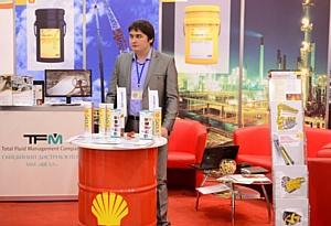 «Шелл» на выставке «Международный промышленный форум – 2014»