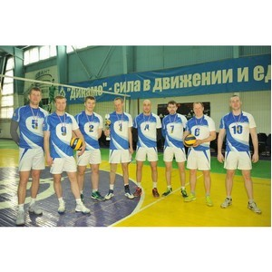 Волейболисты Смоленской таможни отстояли чемпионский титул