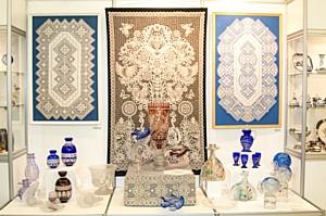 Выставка «Ладья» - удивительный мир народного творчества