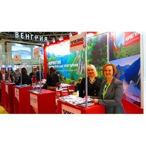 Компания «Викинг-Трэвел» приняла участие в Московской международной выставке MITT