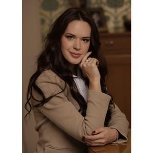 Анна Бабкова в прошлом модель и актриса, сегодня - успешная бизнес-леди