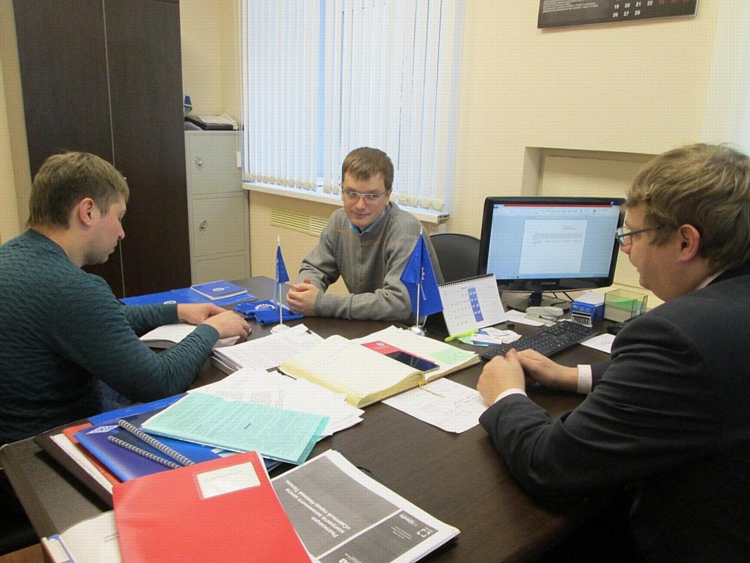 Встреча с кандидатом в молодежный парламент
