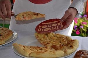 «Пироги Домой» на Piter Food