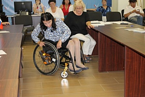 Челябинские эксперты ОНФ обсудили вопрос социальной защиты маломобильных граждан