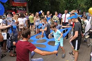 Ростовская АЭС: волгодонские атомщики приняли участие в праздновании Дня рождения города