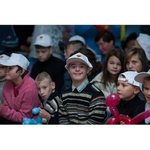 Северо-Западный банк Сбербанка провел День добрых дел в 6 детских домах