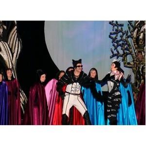 Онлайн-трансляция сказки-фантазии «Дитя и волшебство» для детей