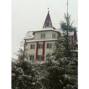 В сети отелей «Вышеград» началось строительство Дома для персонала