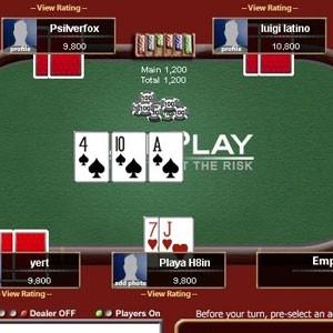 Игры в Покер онлайн