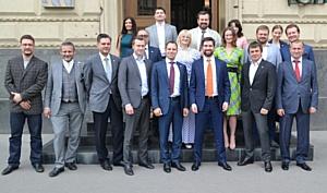 «Клуб лидеров» и Ленобласть обсудили возможности сотрудничества