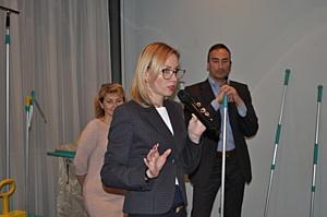 Семинар по использованию уборочного инвентаря прошел в Москве