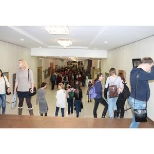 Активисты ОНФ приняли участие в организации юбилейной выставки «Союзу художников Мордовии - 80 лет»
