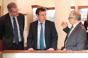 Визит советника Посольства Испании Альваро де ла Рива в КФУ