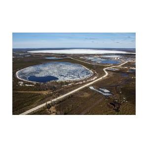 «Аганнефтегазгеология» проводит противопаводковые мероприятия