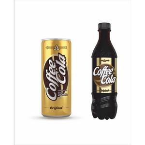 Кофе Кола – новый бодрящий и безвредный напиток