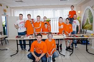 Курс молодого сантехмена для екатеринбургских воспитанников детского дома.