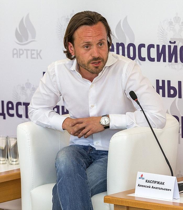 Алексей Каспржак: Мы – лидеры, потому что в «Артеке» главные – дети