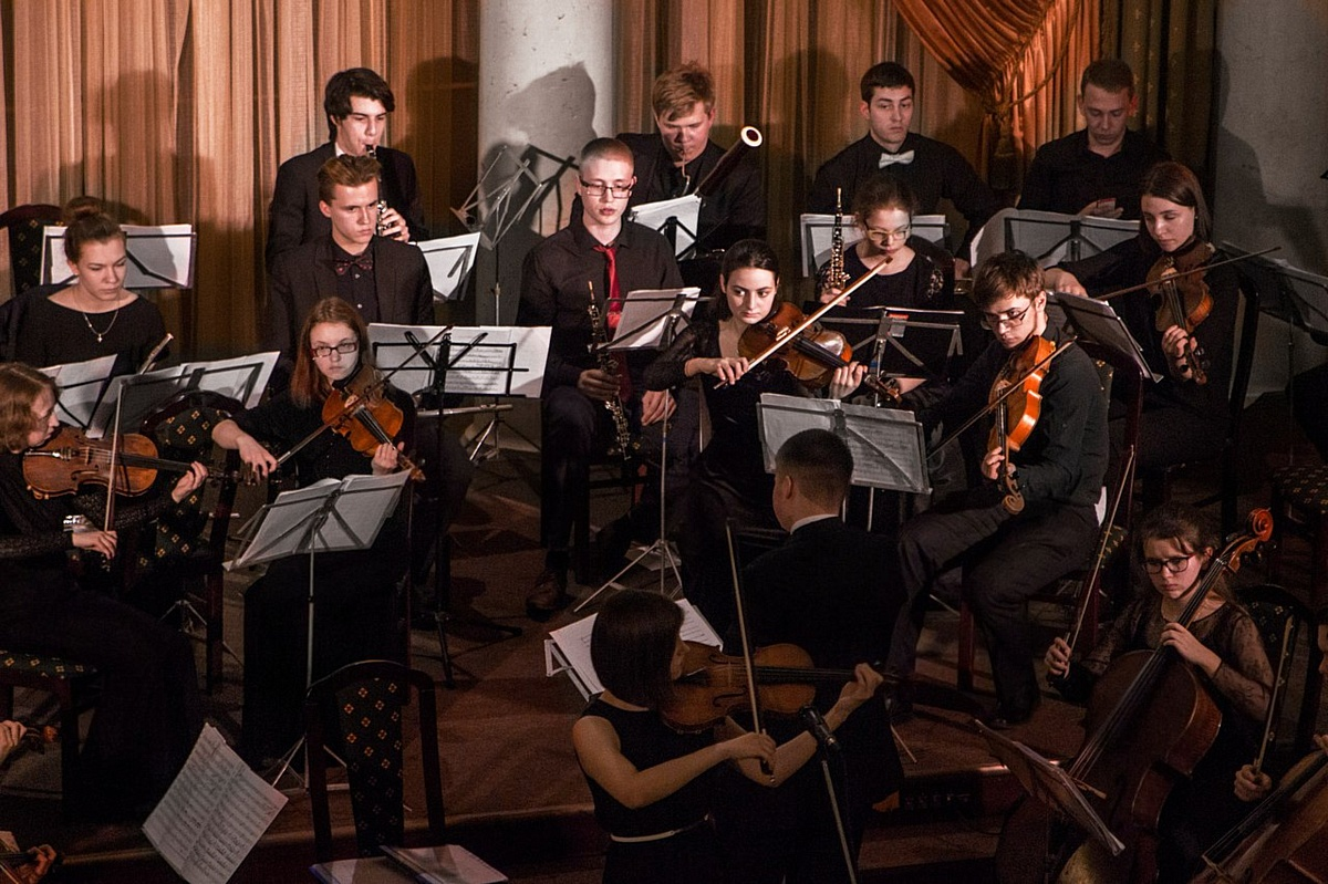 Открытые репетиции камерного состава Санкт-Петербургского академического симфонического оркестра