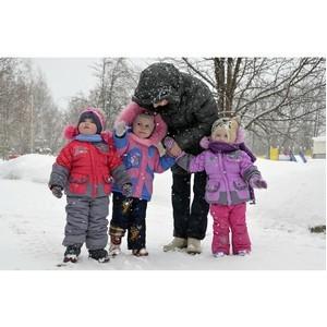 Специалисты Тамбовэнерго оказали помощь Дому ребенка