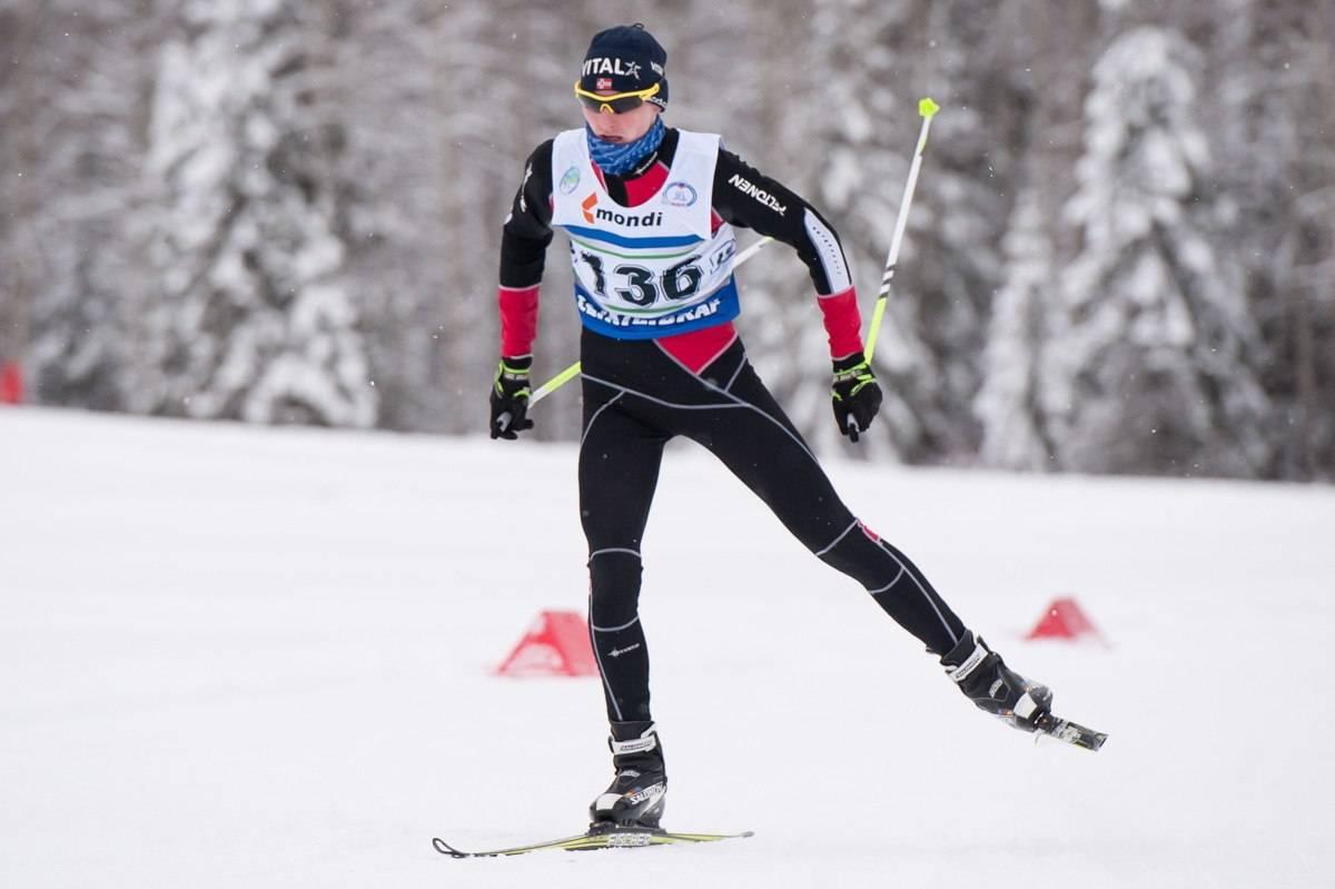 Спортсмен РАНХиГС победил в открытии лыжного сезона открытого кубка города Арзамаса