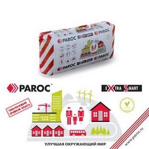 Paroc eXtra Smart: три года успешных продаж на российском рынке