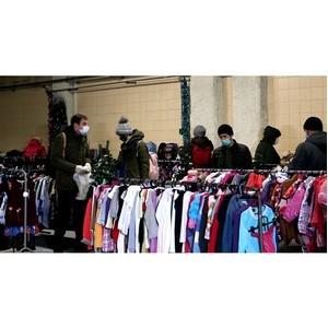 Благотворительная акция «Время дарить» прошла в Москве