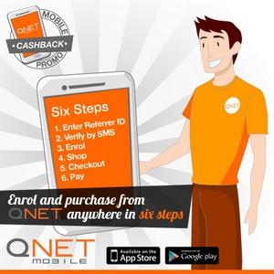 Qnet завоевал первенство в области развития платформ мобильных приложений