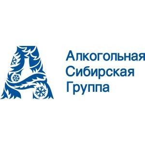 Отгрузки продукции «Алкогольной Сибирской Группы» выросли на 20%
