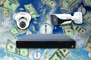 Качественные бюджетные системы IP видеонаблюдения с Honeywell Performance
