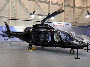 Компания «Вертолётные Технологии» заключила новые контракты по итогам EBACE 2017