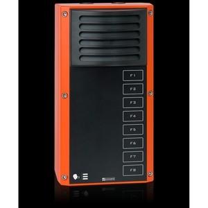 Новая интерком-панель Commend с IP66 и защищенным от пыли/влаги микрофоном