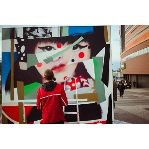 Фестиваль уличного искусства «30 граней тебя»