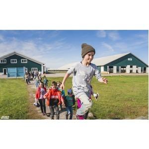Маршруты Дмитрия Медведева и Екатерины Андреевой: молочный комплекс открыт для экскурсий