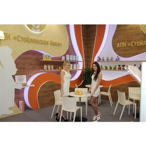 Продукция АПК «Стойленская Нива» отмечена наградами на выставке «Продэкспо-2013»