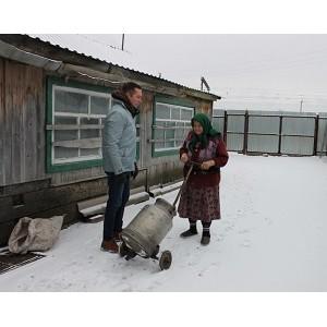 Челябинские эксперты ОНФ взяли на контроль устранение коммунальных проблем в поселке Баландино
